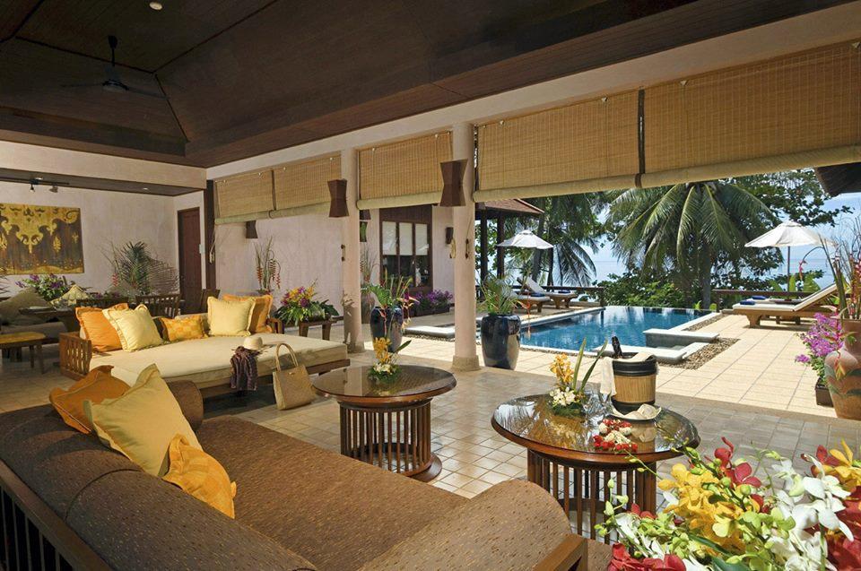 Pimalai Resort & Spa  Kan Tiang Beach, Koh Lanta, Thailand