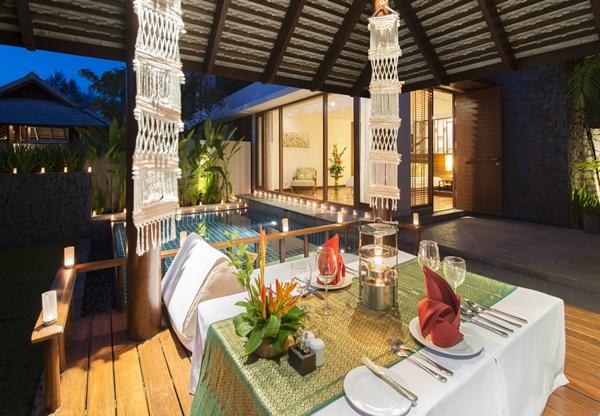 The Sarojin Resort, Thailand