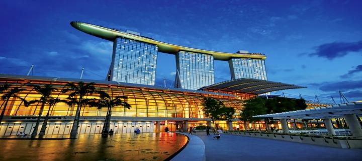 Marina Bay Sands web