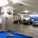 Luxusní garáž