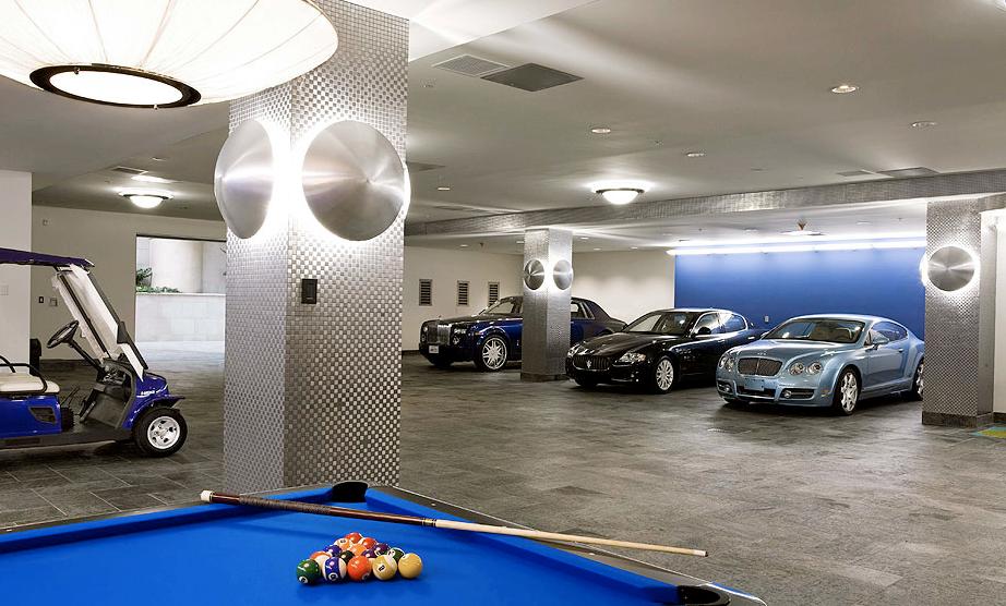 luxusni garaz