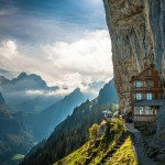 Aescher Hotel, Švýcarsko