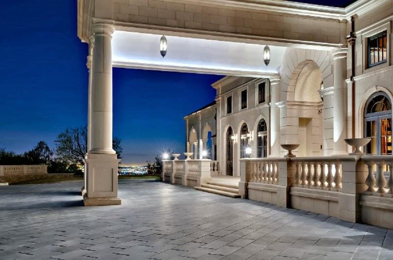 Bradburry estates, california-luxurio