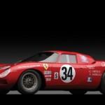 1964 Ferrari 250 LM – prodáno