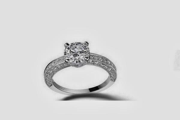 Chopard Diamantove Snubni Prsteny Luxurio Cz