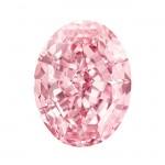 Diamant Pink Star prodán