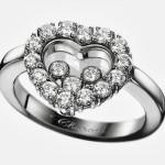 Chopard – diamantové snubní prsteny