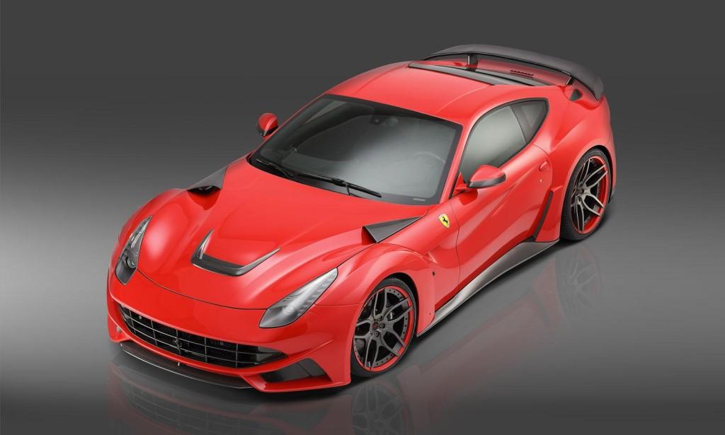 Ferrari F12 Berlinetta Novitec Rosso