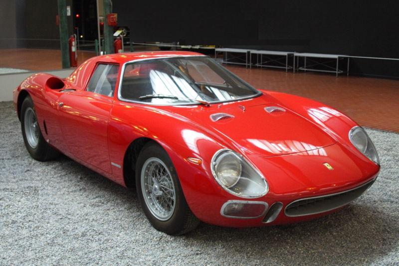Ferrari_250_LM_1964