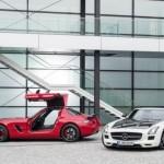 Mercedes – Benz SLS AMG GT Final Edition
