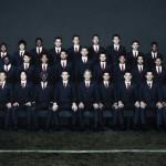 The Arsenal a obleky od Lanvin