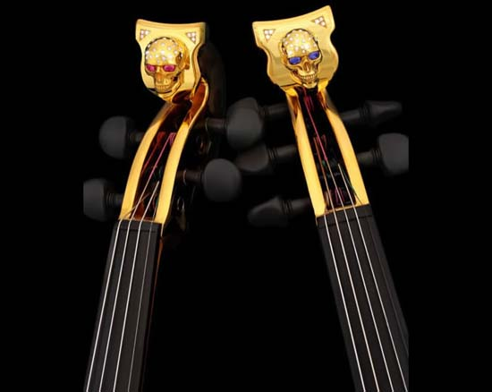 fuse gold violin1