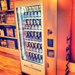 Moët & Chandon Champagne prodejní automaty