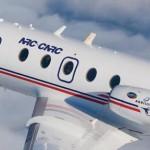 NRC Falcon 20 – Bio Letadlo na bio palivo