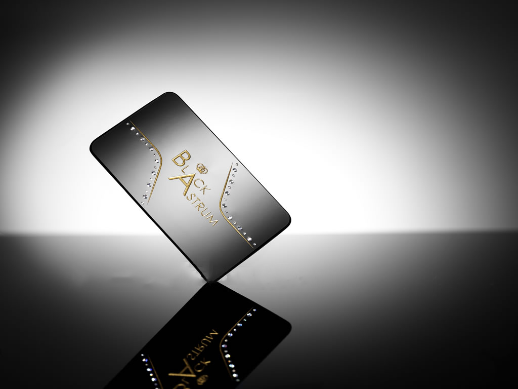 Black Astrum Signature Card 1