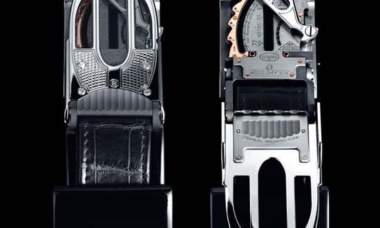 Calibre R22 Mark I Bugatti Edition