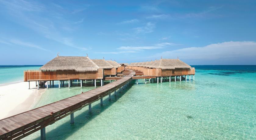 Constance Moofushi – dovolena Maledivy
