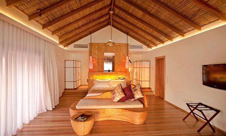 Constance Moofushi – luxusní dovolená Maledivy