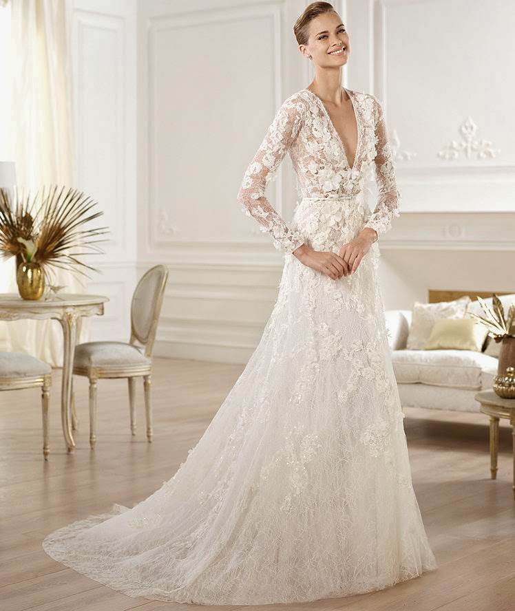 Elie Saab Wedding Gowns 4