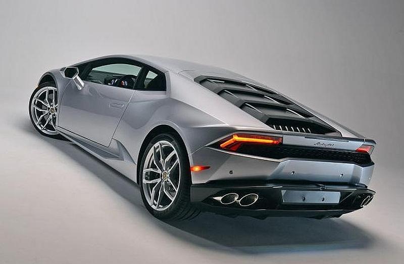 Lamborghini_Huracan 1