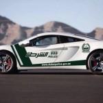 McLaren MP4-12C – supersport pro Dubajskou policii