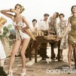 Dolce & Gabbana – Spring/Summer 2014
