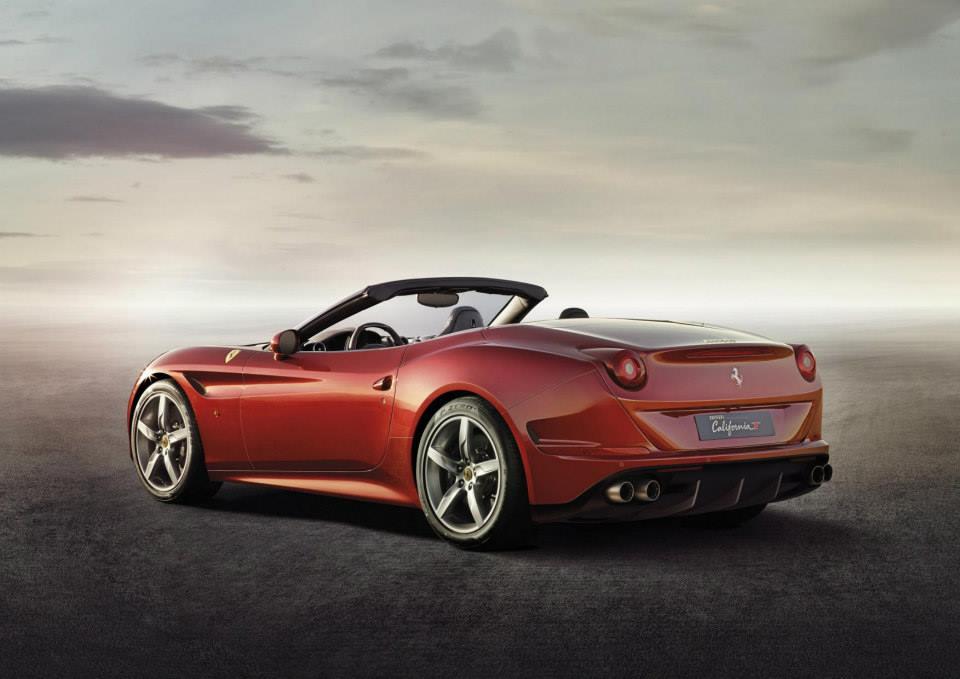 Ferrari California T 2