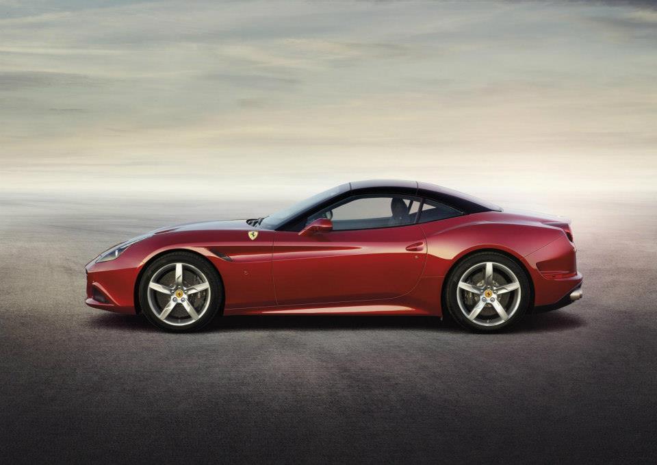 Ferrari California T 4