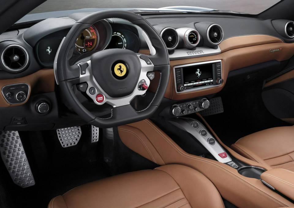 Ferrari California T 5