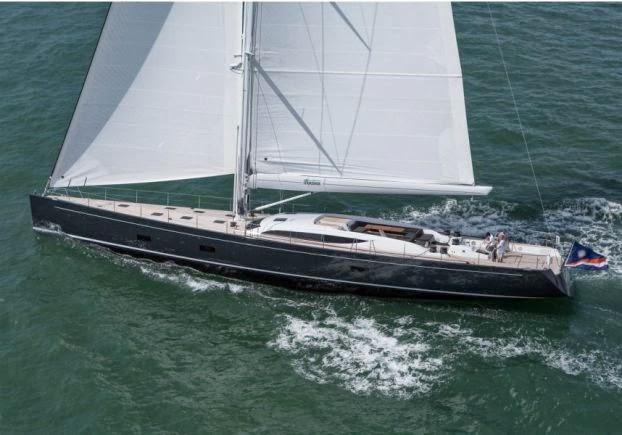 Fraser Yachts - Inukshuk Yacht_11