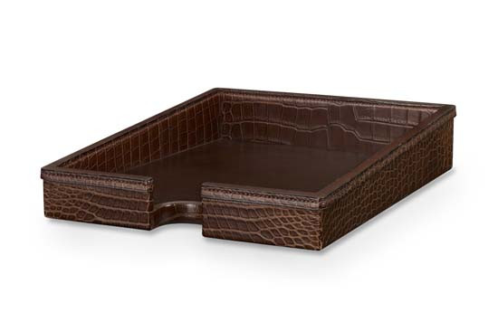 Hermes_mail_tray_alligator