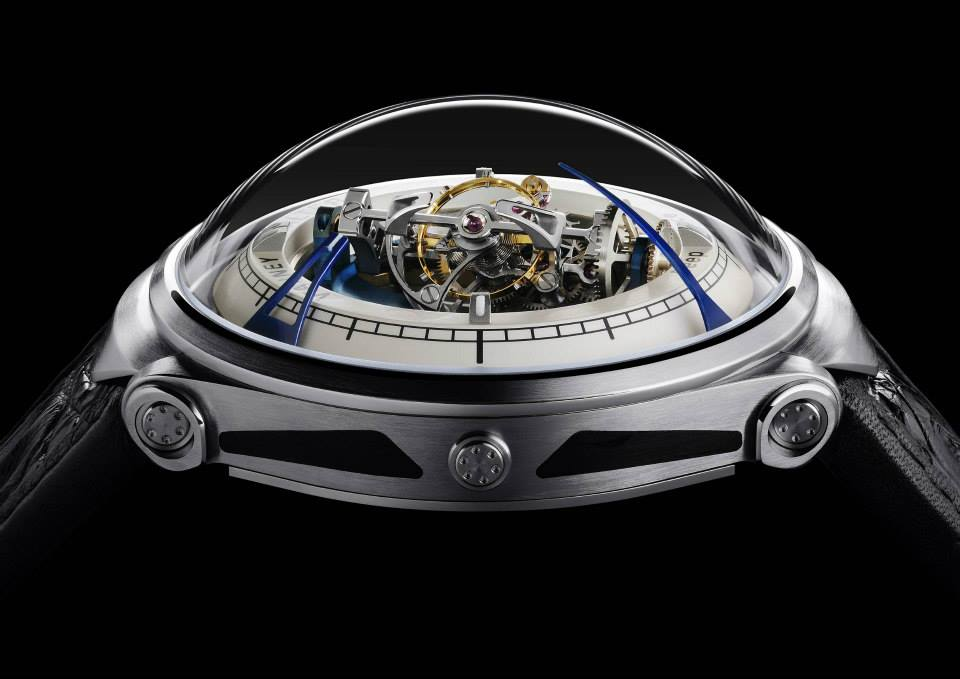 Vianney Halter Deep Space Tourbillon 1