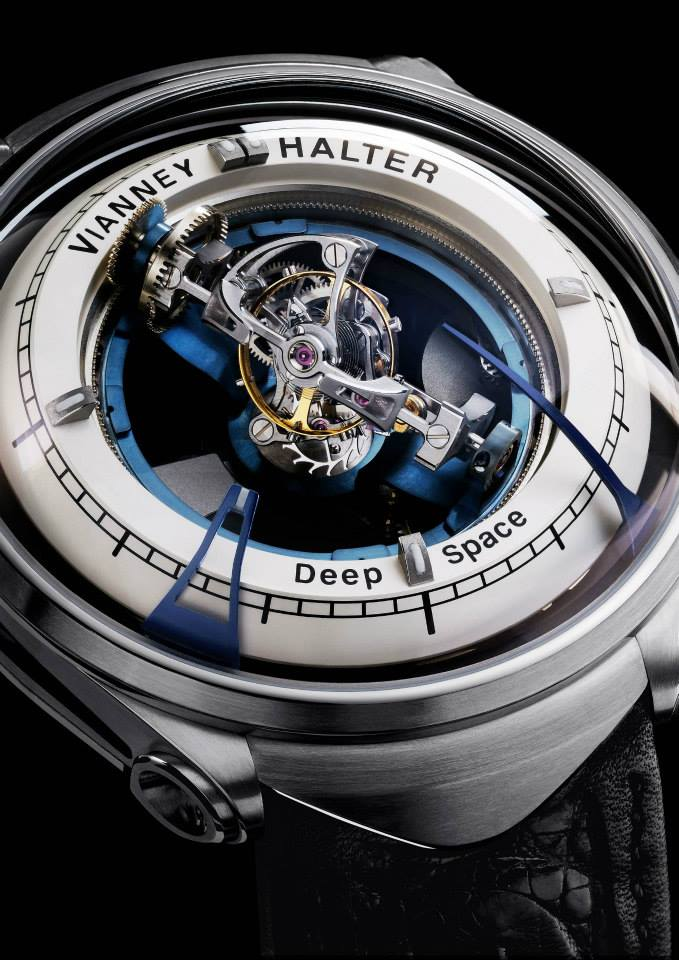 Vianney Halter Deep Space Tourbillon 2