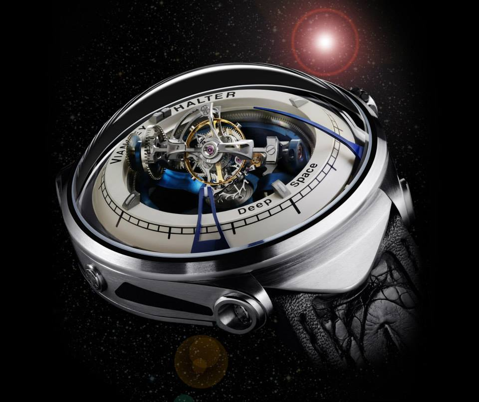Vianney Halter Deep Space Tourbillon 3