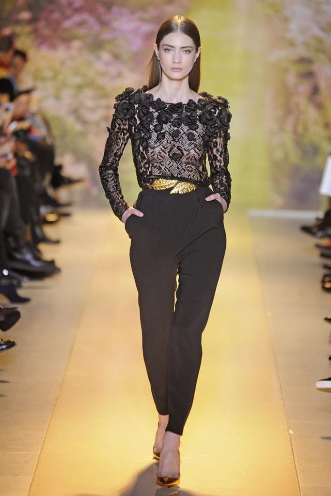 Zuhair Murad Spring Summer 2014 Couture