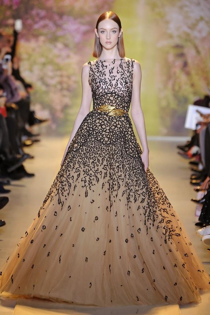 Zuhair Murad Spring Summer 2014 Couture_4