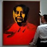 Andy Warhol a Mao Ce-tung