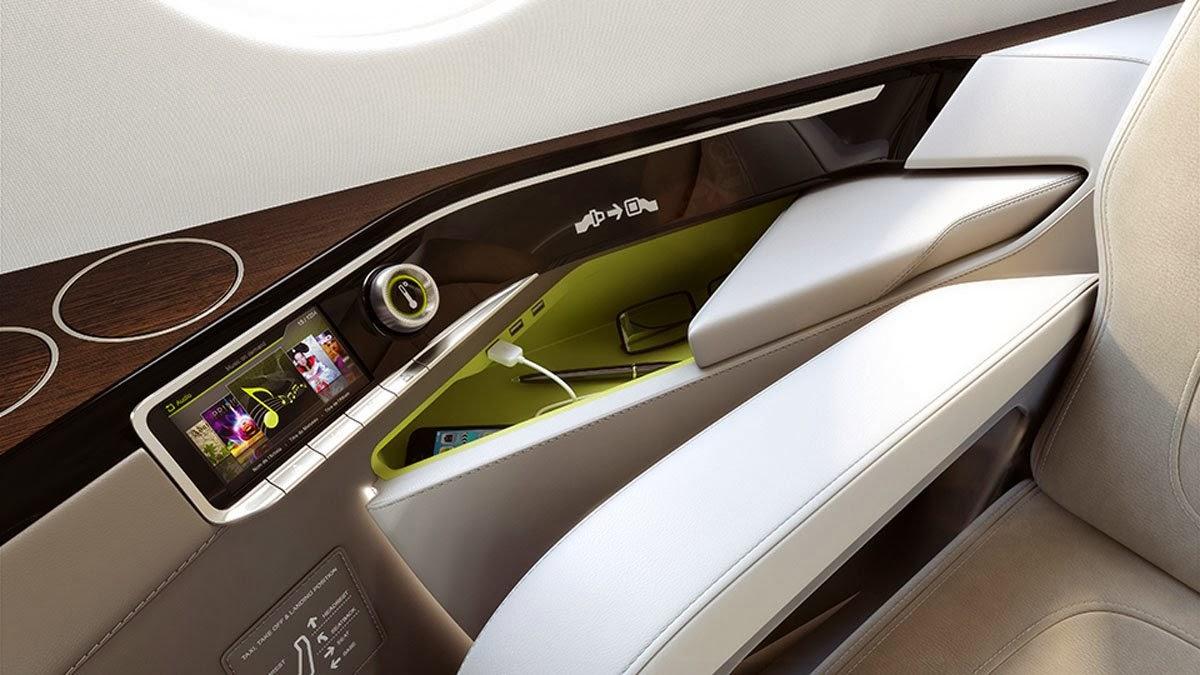 Falcon 5X Private Jet 13