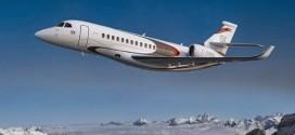 Falcon 5X Private Jet 2