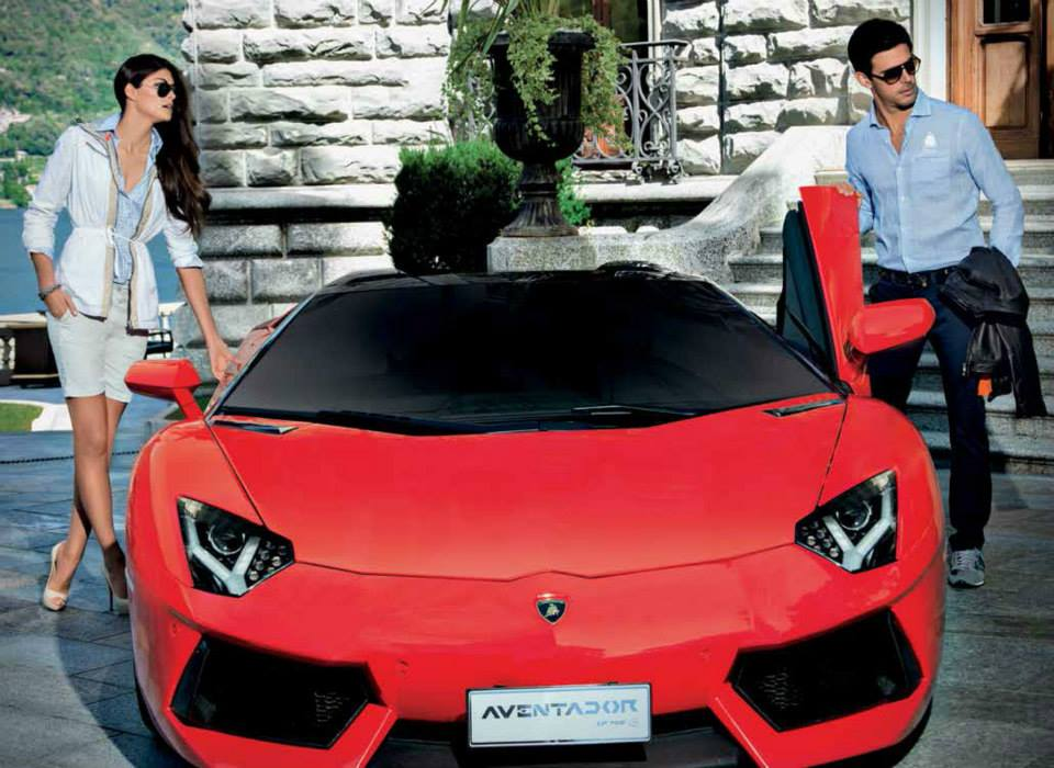 Lamborghini Spring-Summer 2014 Collection 2