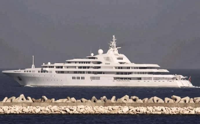 Motor Yacht Dubai