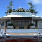 Orsos Islands – Luxusní plovoucí dům