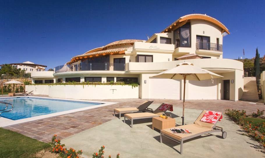 Villa El Cano - Marbella, Spain 10