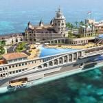 Monako na vodě? Streets of Monaco