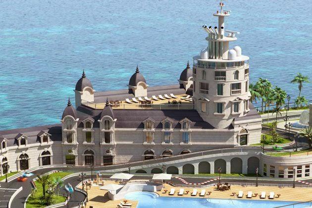 Yacht Island Design - Monaco yacht 5