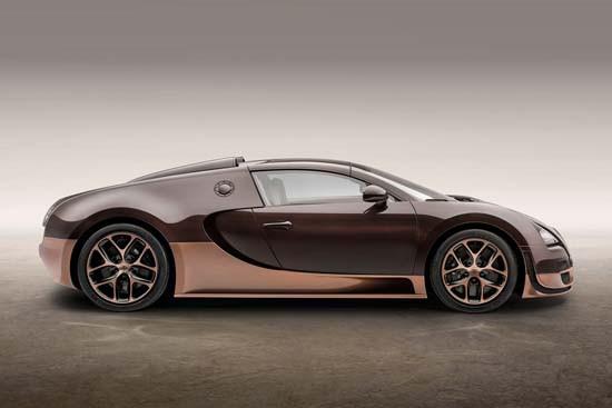 Bugatto Veyron Grand Sport Vitesse Rembrandt 1