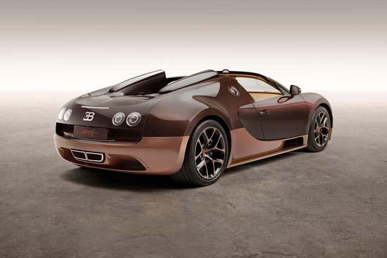 Bugatto Veyron Grand Sport Vitesse Rembrandt 2