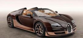 Bugatto Veyron Grand Sport Vitesse Rembrandt