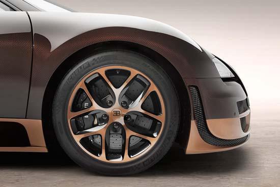 Bugatto Veyron Grand Sport Vitesse Rembrandt 3