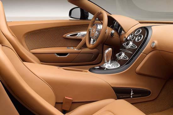 Bugatto Veyron Grand Sport Vitesse Rembrandt 4